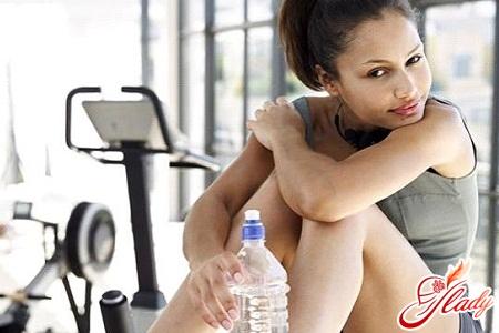 как быстро вывести молочную кислоту из мышц