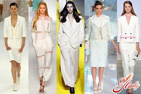 модные цвета в классической одежде 2012 весна лето