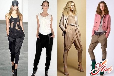 брюки женские галифе 2012