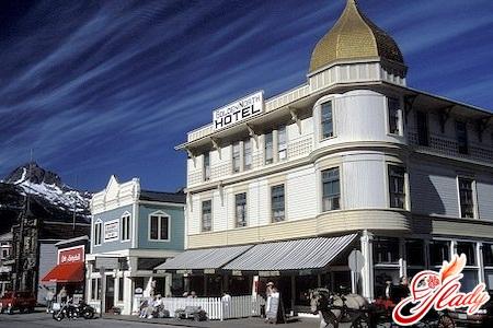 необычные отели всего мира