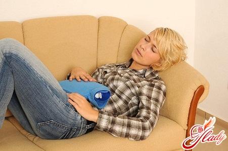 боли при менструальном цикле