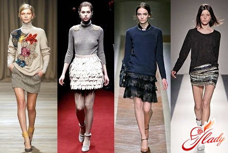 модні спідниці 2012