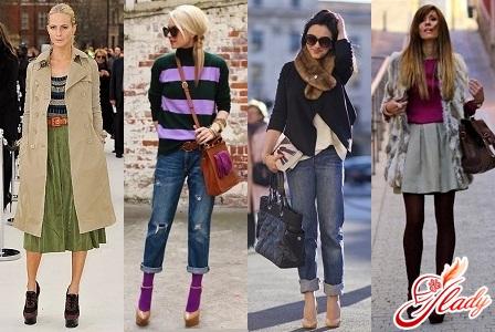 весна 2012 уличная мода