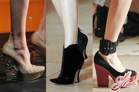 обувь весна 2012