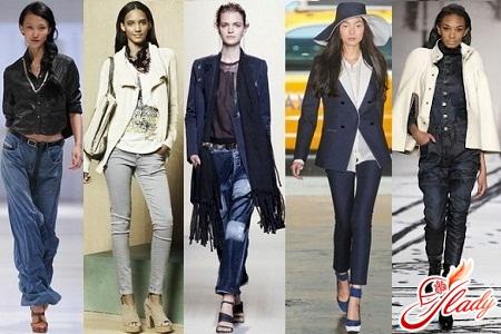 модные джинсы весна лето 2012 женские