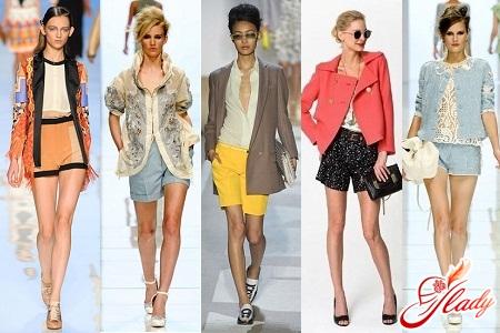 модные коллекции одежды весна лето 2016