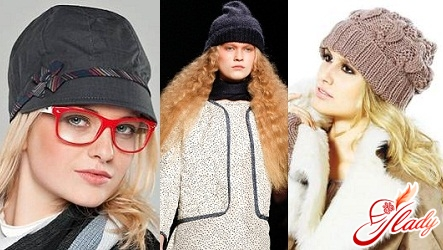 шапки весенние женские