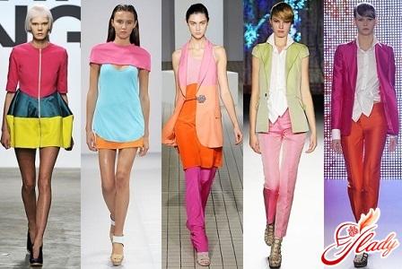 модная и стильная одежда весна лето 2012