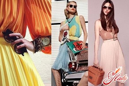 что модно носить весна лето 2012