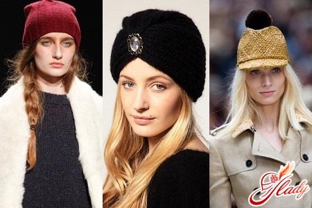 весенние шапки 2012