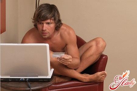мужчины в порнофильмах