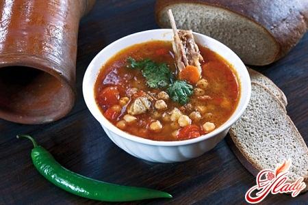простые супы на каждый день