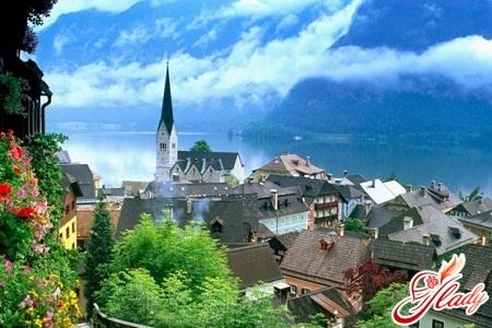 австрия интересные достопримечательности
