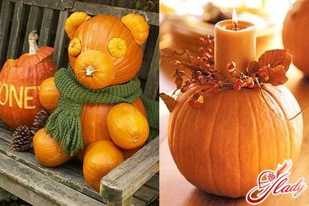 Поделки из каштана на тему осень.