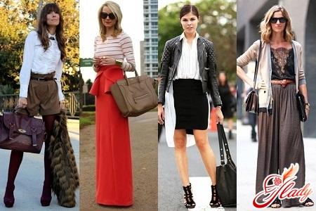 весна 2012 женская уличная мода