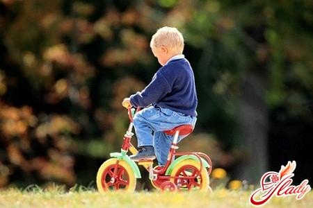 Преимущества детского велосипеда Лексус Трайк