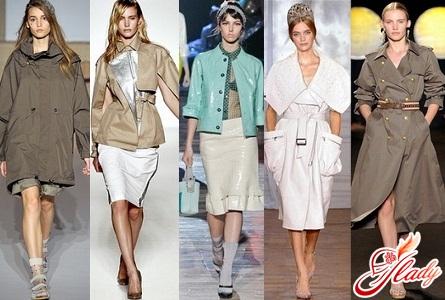что модно носить весной летом 2012