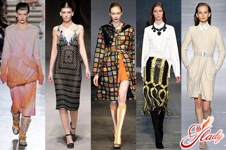 модные вязаные вещи 2016