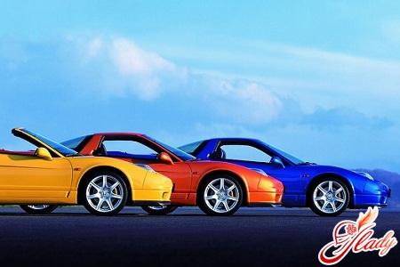 какой цвет машины выбрать по знаку зодиака