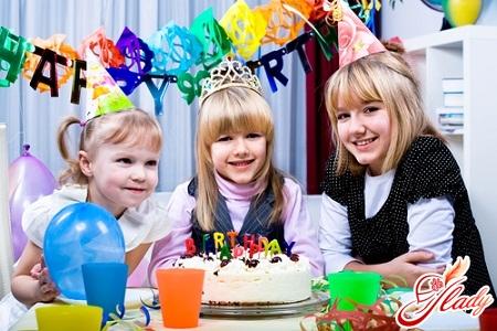 как провести день рождения трехлетнего ребенка дома