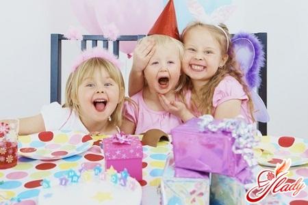 как провести день рождения ребенка дома