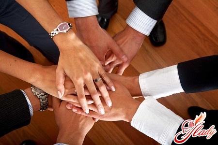 принципы командной работы