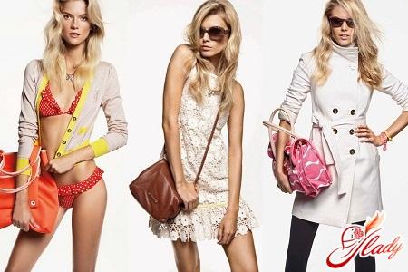 Модная одежда весна-лето 2012 года