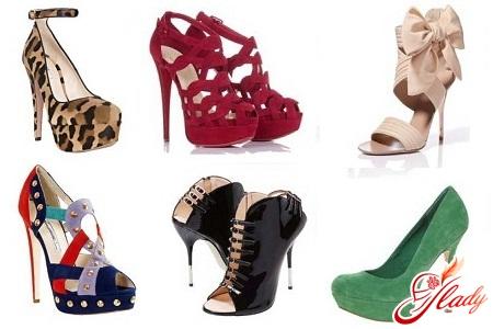 обувь на выпускной 2012 фото