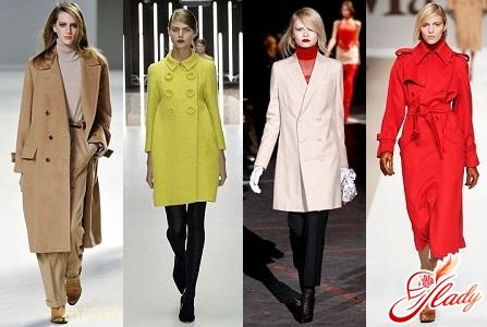 пальто демисезонное женское как выбрать