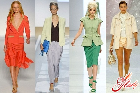 женские пиджаки 2012