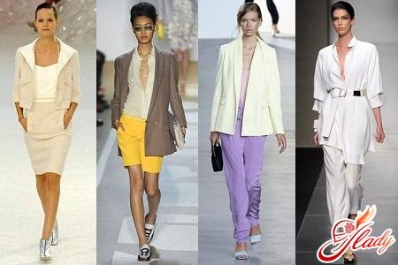 пиджаки женские 2012 фото