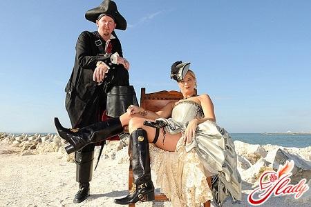 пиратская вечеринка сценарий