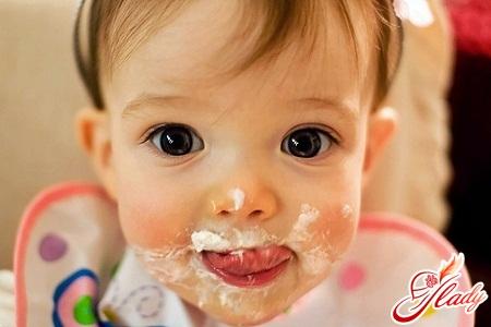 особенности системы пищеварения у детей