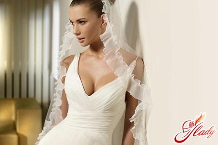 Свадебная мода 2012 года