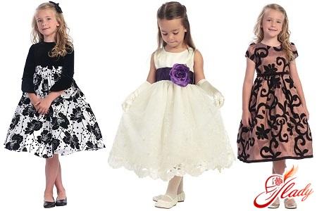Избираем платьице для девченки