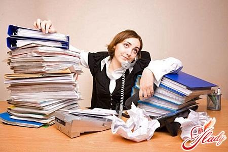 синдром выгорания в профессиональной деятельности