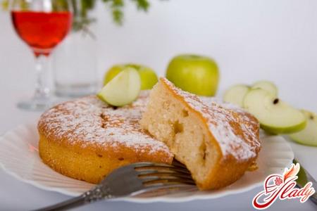 рецепт шарлотки яблучної