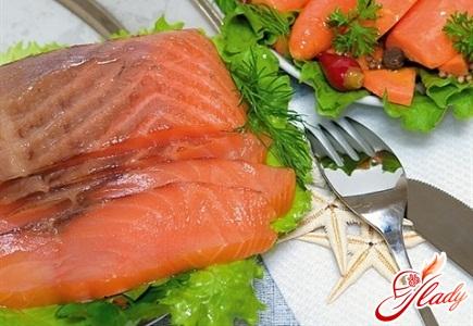 как засолить рыбу в домашних условиях