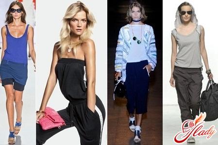 спортивный стиль одежды 2012