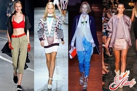 мода спортивный стиль 2012