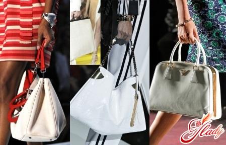 сумки весна лето 2012