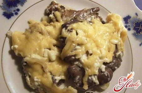 рецепт мяса по французски с картошкой