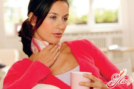 народные рецепты лечения ангины