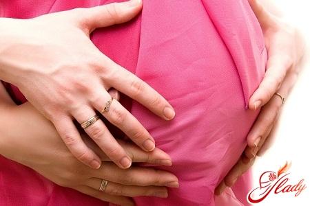 Беременность 38 неделя: признаки, симптомы, узи