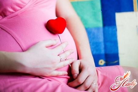 Беременность 39 неделя: признаки, симптомы, узи