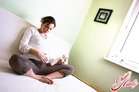 беременность 26 неделя признаки