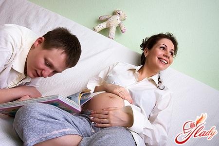 беременность 27 неделя признаки