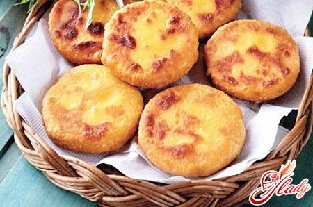 рецепты из кукурузной каши по итальянски