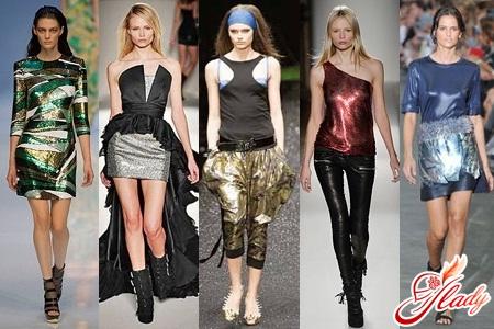 диско стиль в одежде