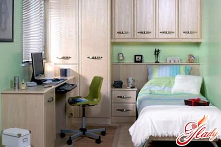 простой дизайн очень маленьких комнат